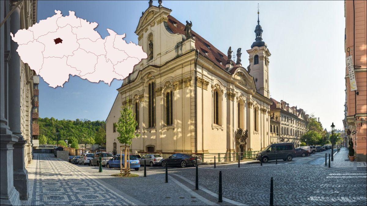 Praha převzala odsvěcený kostel sv. Šimona a Judy na Starém Městě