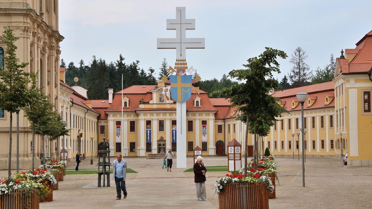 Poutníci vyrazí zVelehradu do Tetína až včervnu, uctí svatou Ludmilu