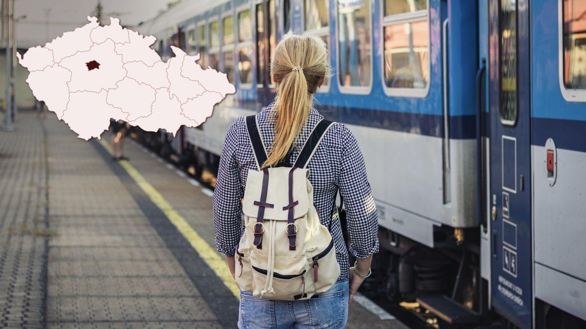 Nový jízdní řád na pražské železnici otevře zastávku Eden