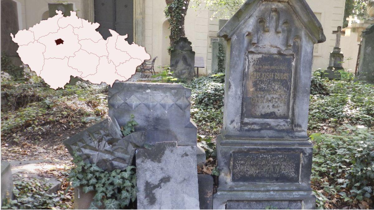 Praha začne opečovávat zašlé hroby bývalých purkmistrů, starostů a primátorů