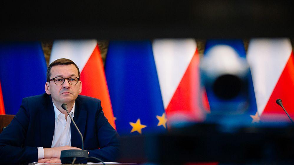 Morawiecki přišel vkrizi odůležité ministry, nepočkali na výměnu