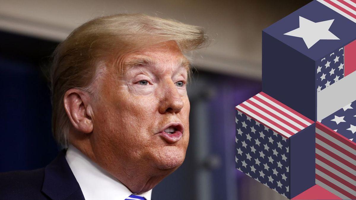 Účet Donalda Trumpa: Miliardy za golf a účesy, 29žen a žádný pes