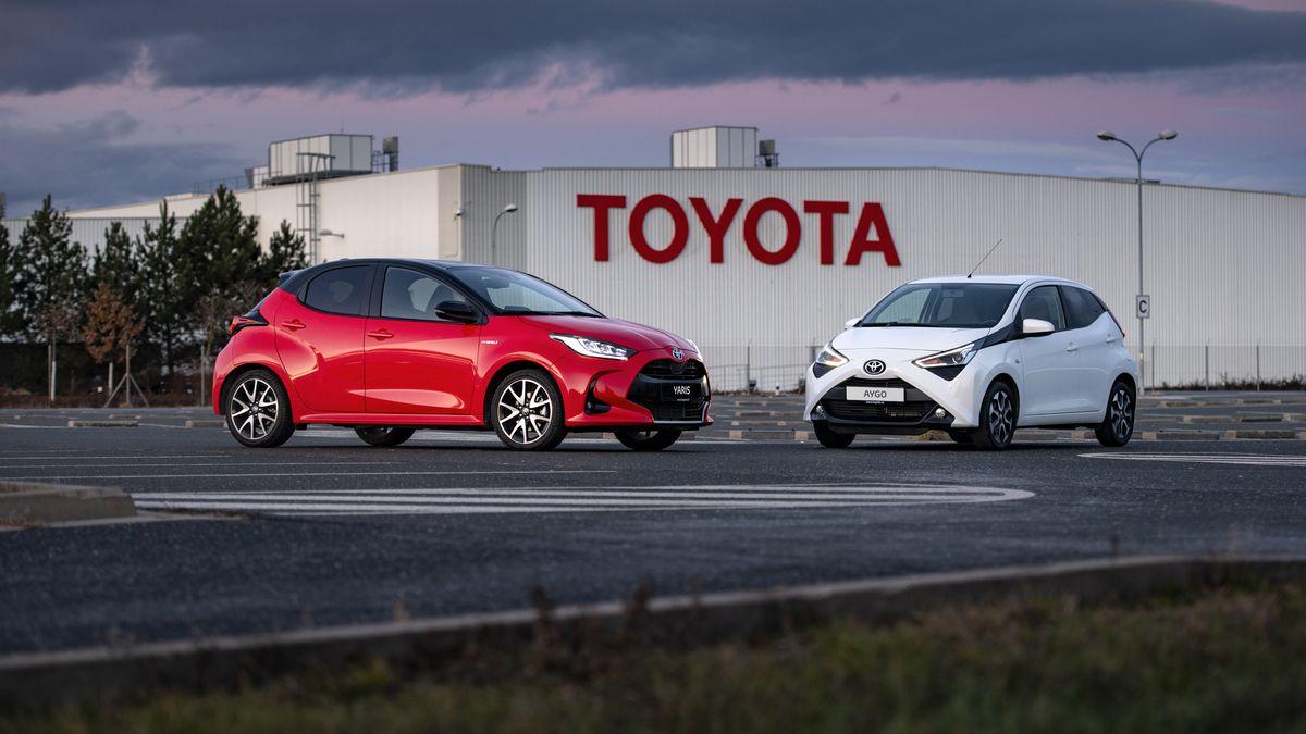 Toyota koupí od Lyft divizi samořídících vozů za 550milionů dolarů