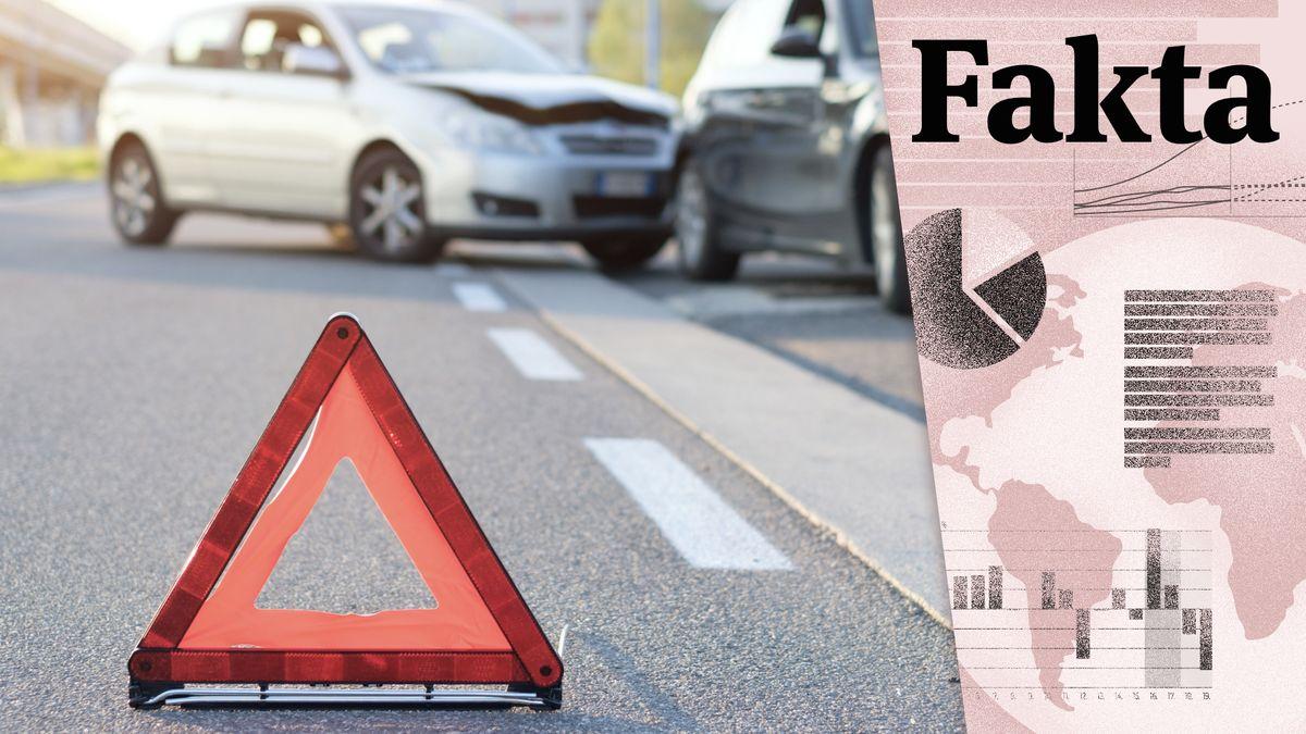 Fakta: Na silnicích zabíjí nepozornost a nesprávný způsob jízdy