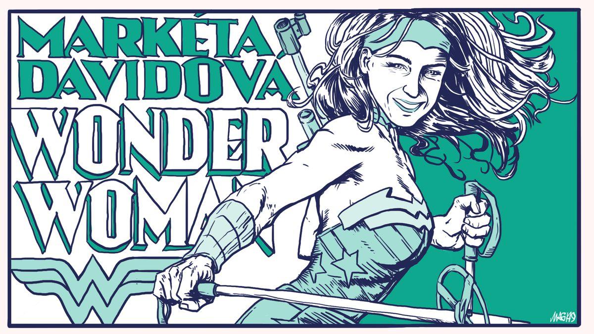 Notičky: Tajné plány fotbalové Plzně a biatlonová Wonder Woman
