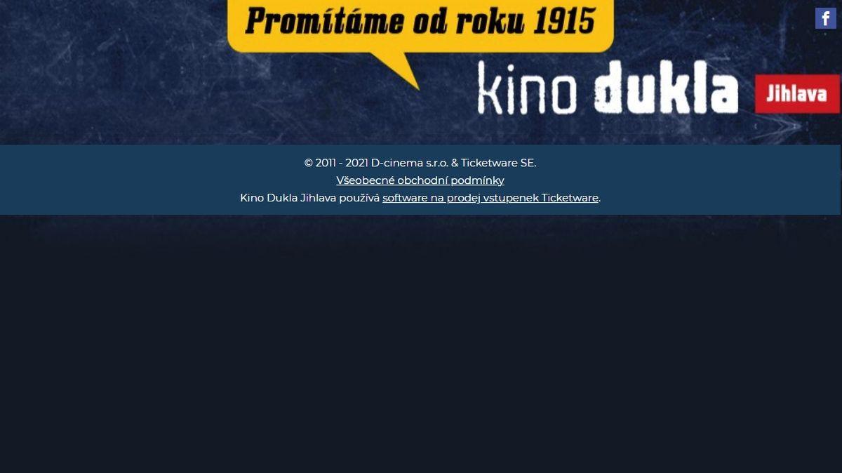 Jihlavské kino Dukla bude mít nové promítací zařízení za 2,3milionu korun