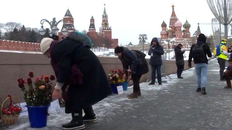 """Video zRuska: """"Němcova zabili. Vzpomínku zabít nemohou"""""""