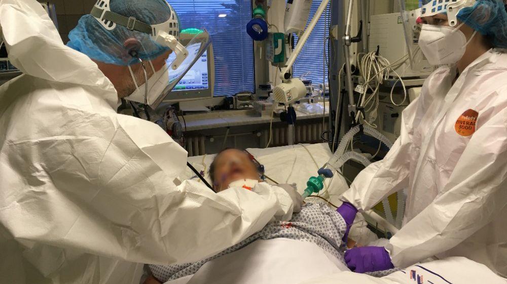 Svatoanenská nemocnice Brno nabízí rehabilitační program pro lidi po koronaviru
