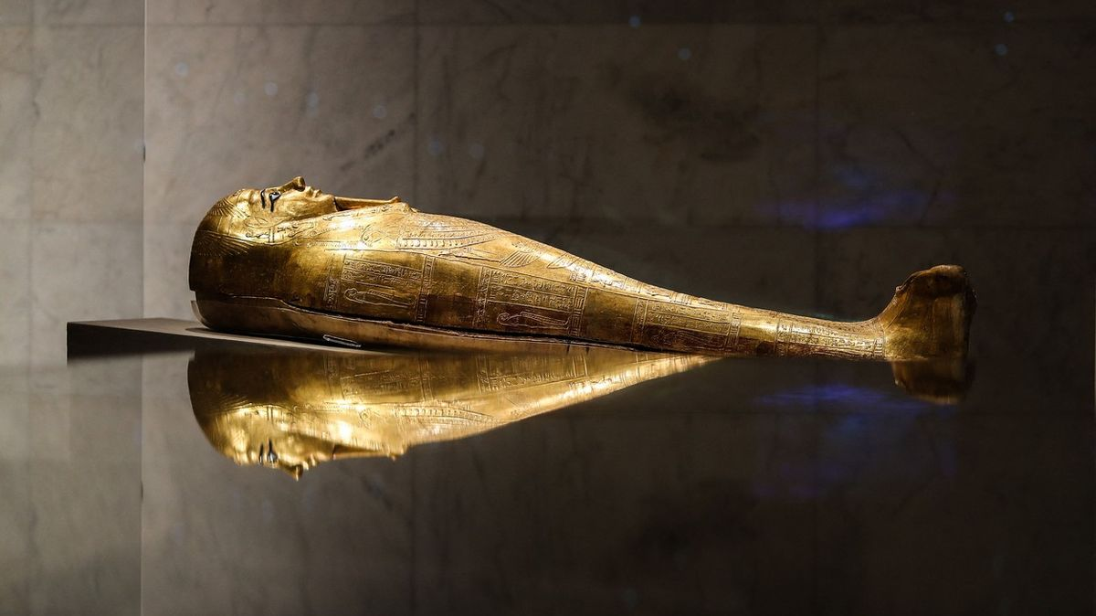 Tady spočinuly mumie faraonů. Podívejte se do nového káhirského muzea