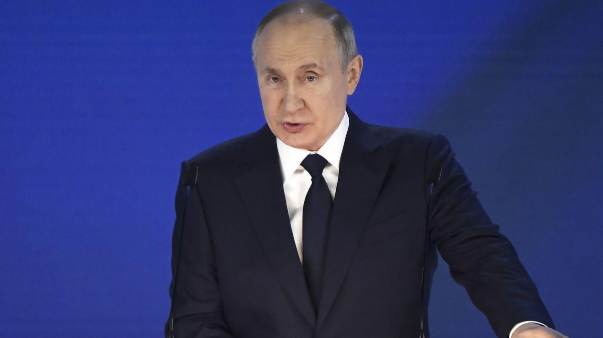 Putin: Pálit mosty nechceme, ale pokud bude potřeba, zareagujeme tvrdě