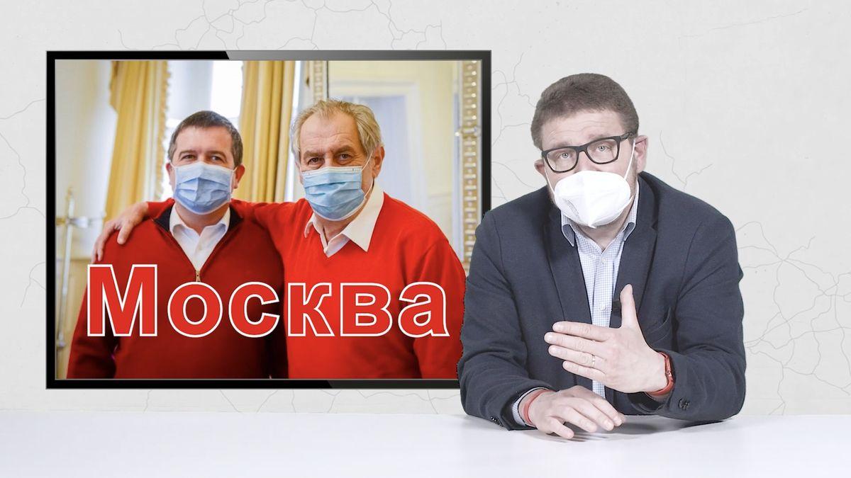 Šťastné pondělí: Hamáček dostal varování, aby nejezdil do Moskvy