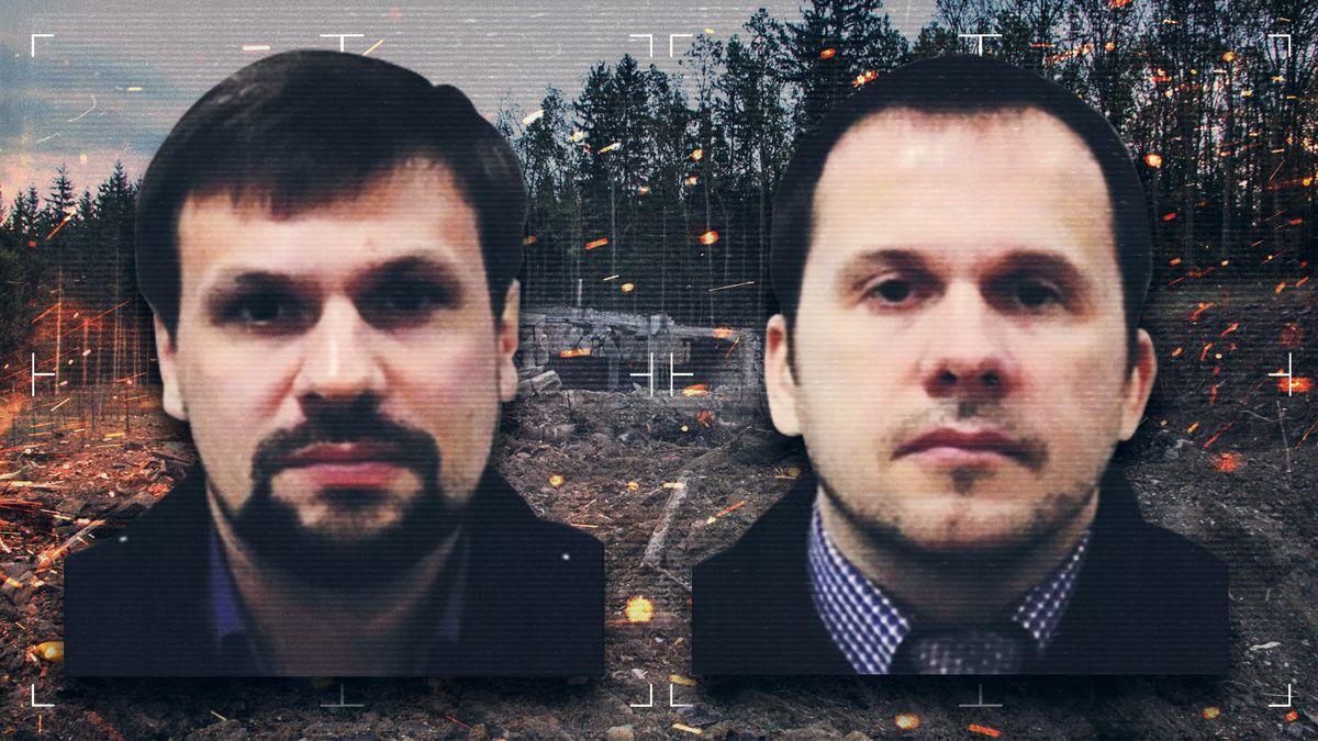 Nečekané tajemství kolem Vrbětic. Co je svýslechem podezřelých Rusů