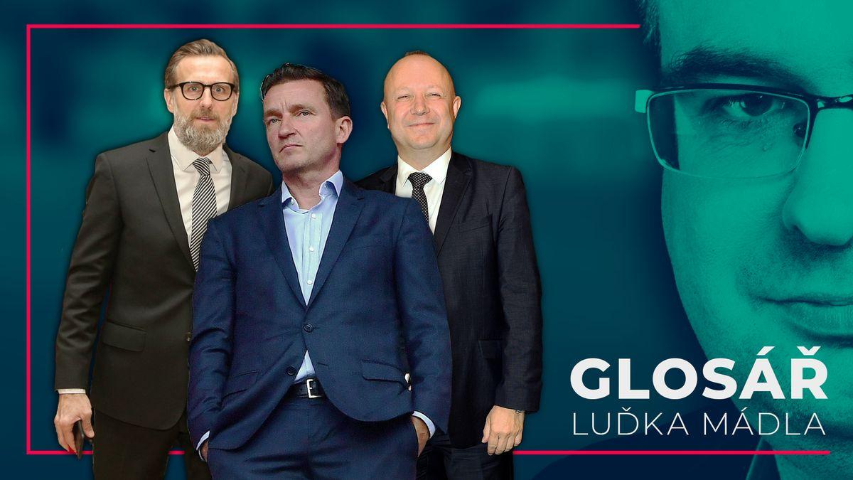 Glosář: Začíná show Fotbal hledá předsedu. Možná přijde ičtvrtý muž