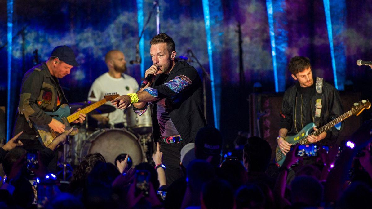Bambus a výroba elektřiny tancem. Coldplay představili turné budoucnosti