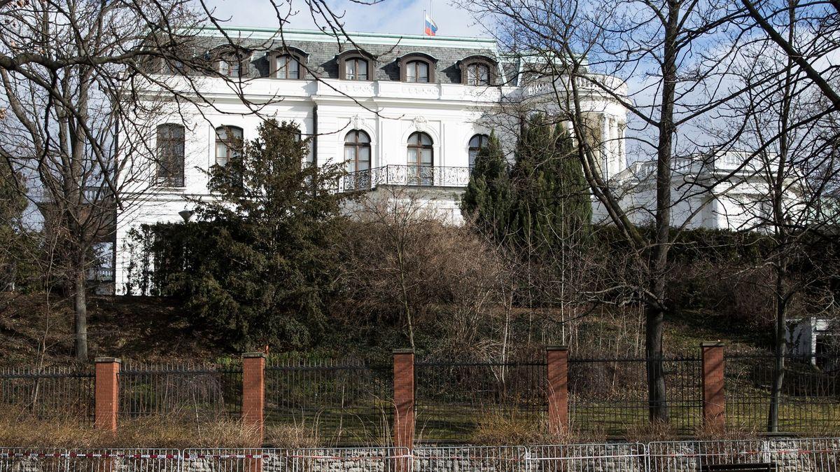 Praha chce od Ruska zpět část Stromovky zabranou vroce 1968