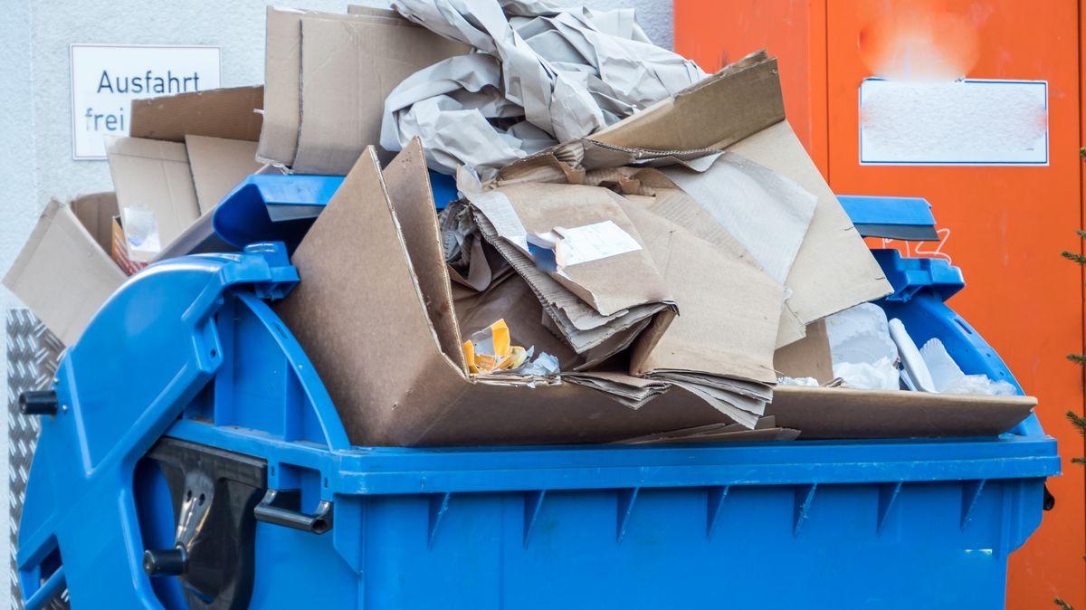 Některé technické služby vPardubickém kraji budou vyvážet čipované popelnice