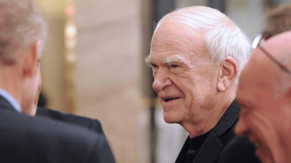 """""""Nikdo nemá právo říkat: Kundera je udavač."""" Publicista onové knize"""