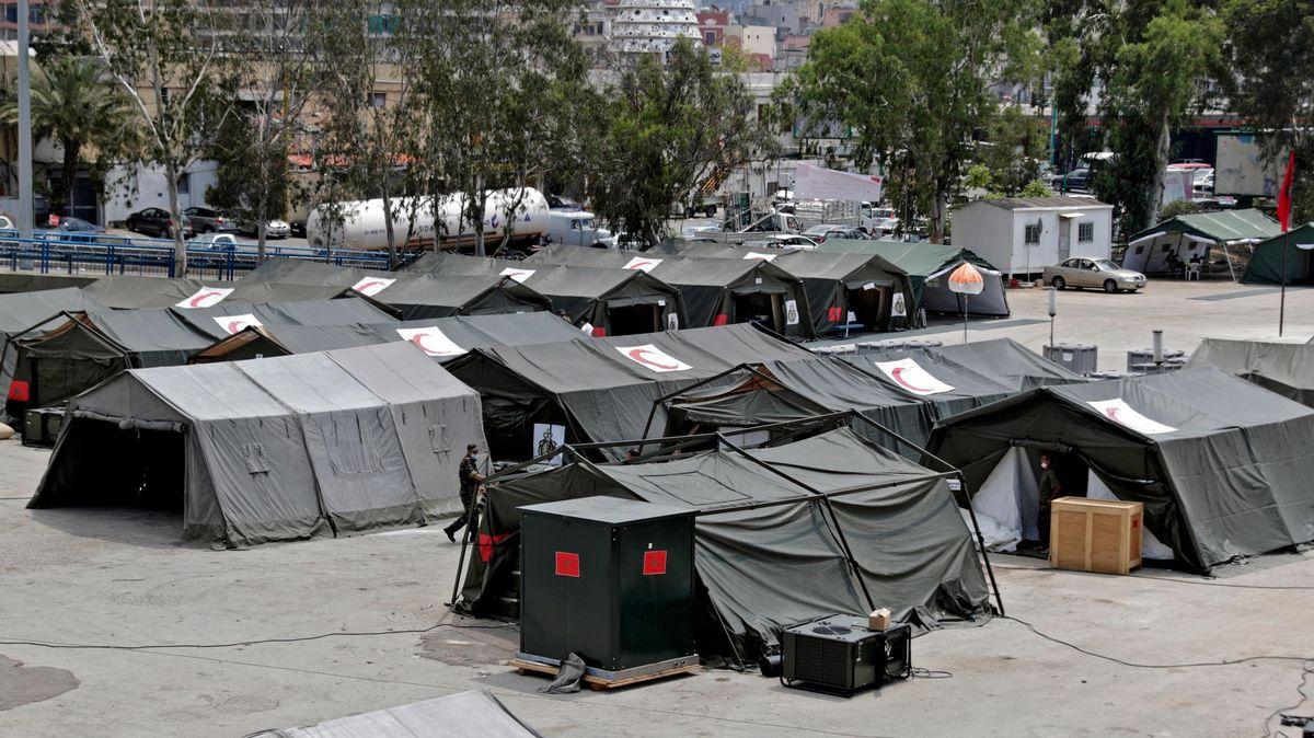 Výbuch vBejrútu poničil nemocnice, není kde léčit děti