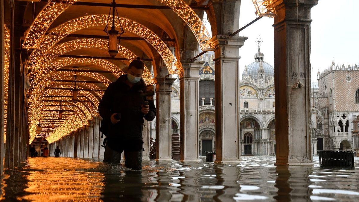 Extrémní deště hrozí záplavami. Evropu sužují rozmary počasí