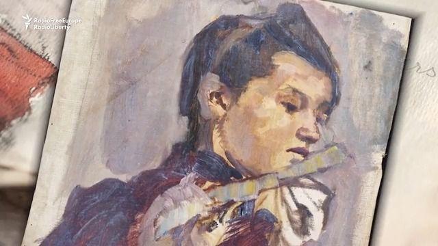 Dělníci nalezli na půdě vzácné obrazy zavražděné židovské malířky