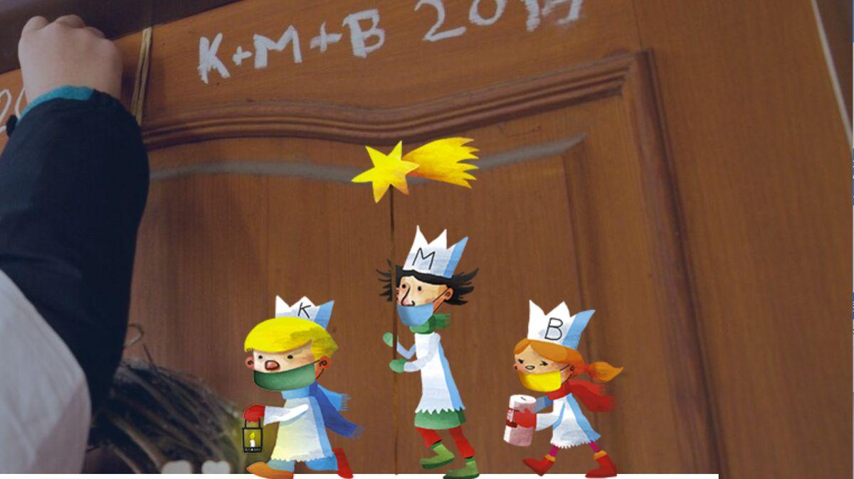 """Tři králové koledují srouškami pod nosem. """"Vypadali by strašidelně"""""""