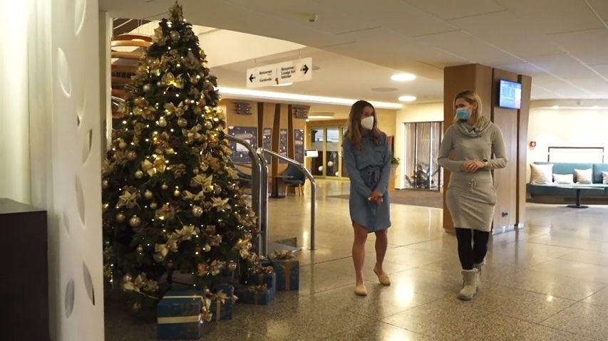 Horský hotel: Vědět, že zavřeme, neděláme vánoční výzdobu za 100tisíc