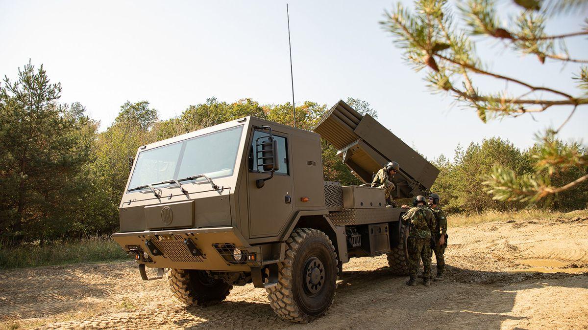Česká Excalibur Army bude vIndonésii vyrábět raketomety