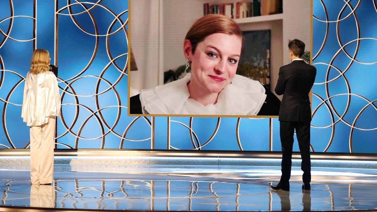 Zlaté glóby ovládl seriál Koruna. Získal čtyři ceny