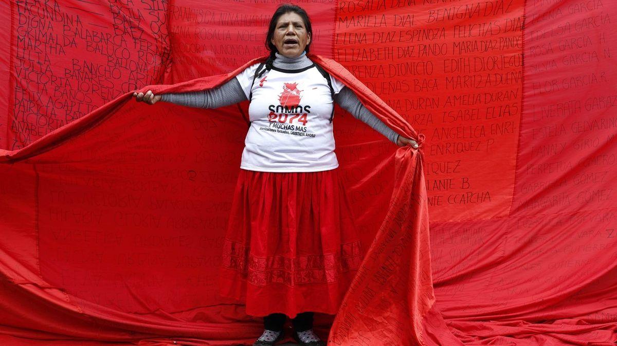 Statisíce nucených sterilizací proti chudobě. Peru otvírá bolestivý proces