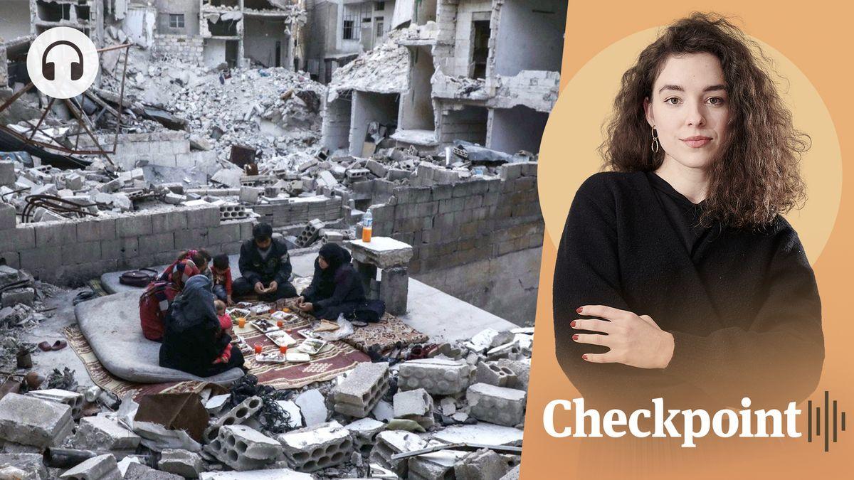 Je to jedna znejvětších humanitárních katastrof, říká expert oSýrii