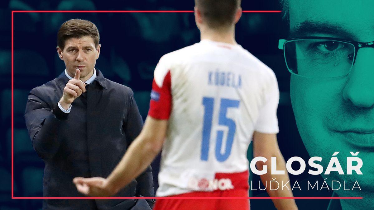 Glosář: Olikvidaci Koláře ví nejvíc Gerrard. Oopici zase Kúdela