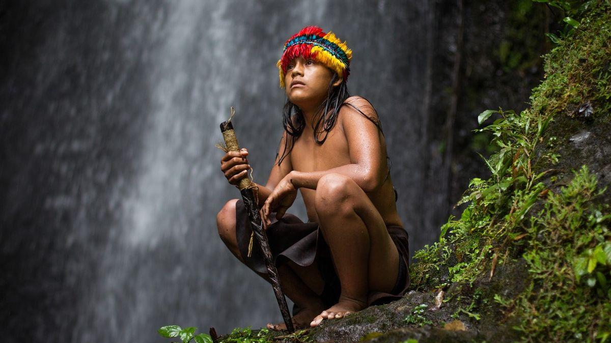 Vědci luští záhadu. Indiáni zhloubky pralesa mají předky zostrovů