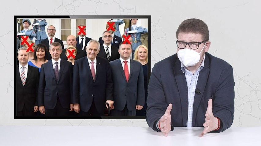 Šťastné pondělí: Hamáčkova tragédie a gratulace knarozeninám ODS