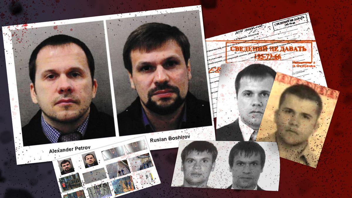 Agenti smedailí od Putina. Jak on-line detektivové odhalili ruské pachatele