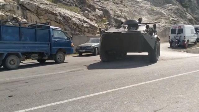 Komplikace pro odchod zAfghánistánu? Ve Střední Asii se střílí kvůli vodě
