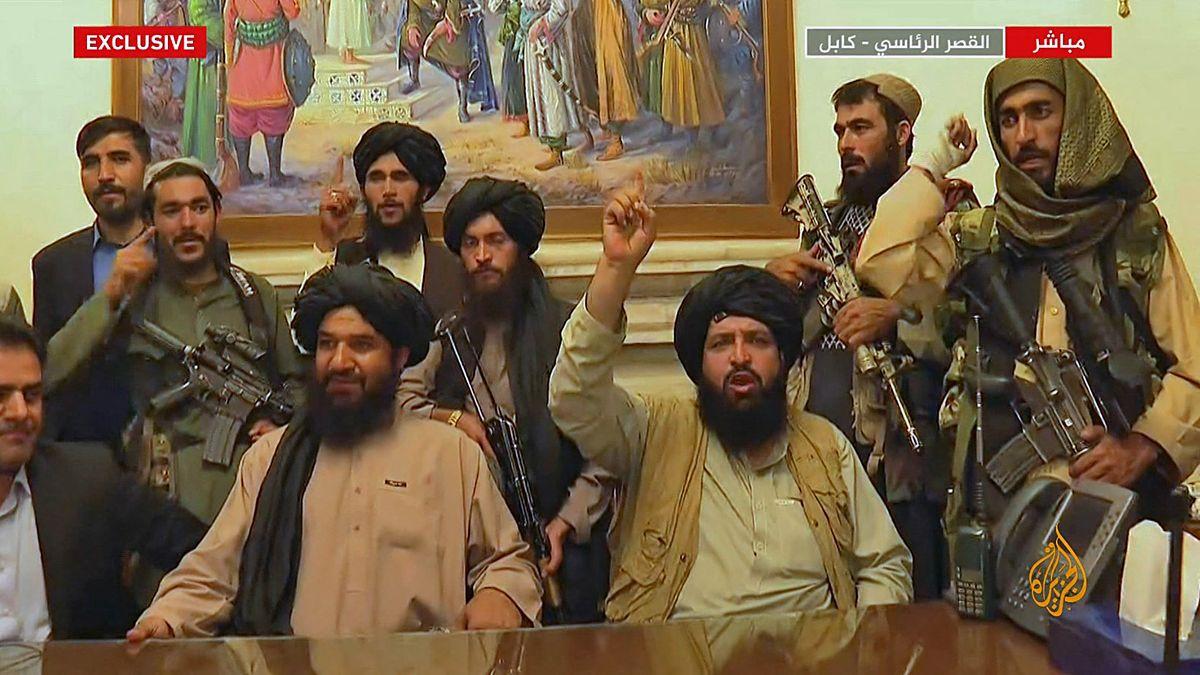 Komentář: Proč Tálibán vyhrál? Je doma. AUSA si vybraly špatné koně