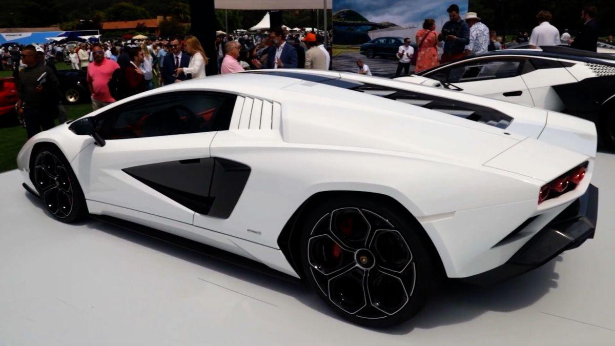 ILamborghini či McLaren budou elektro, ukazuje výstava luxusních vozů