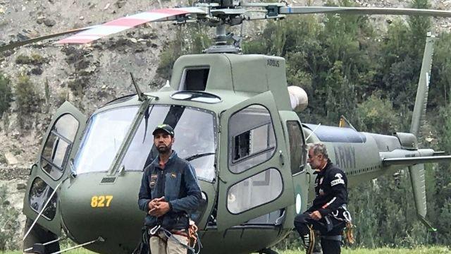 Čeští horolezci vPákistánu jsou zachráněni