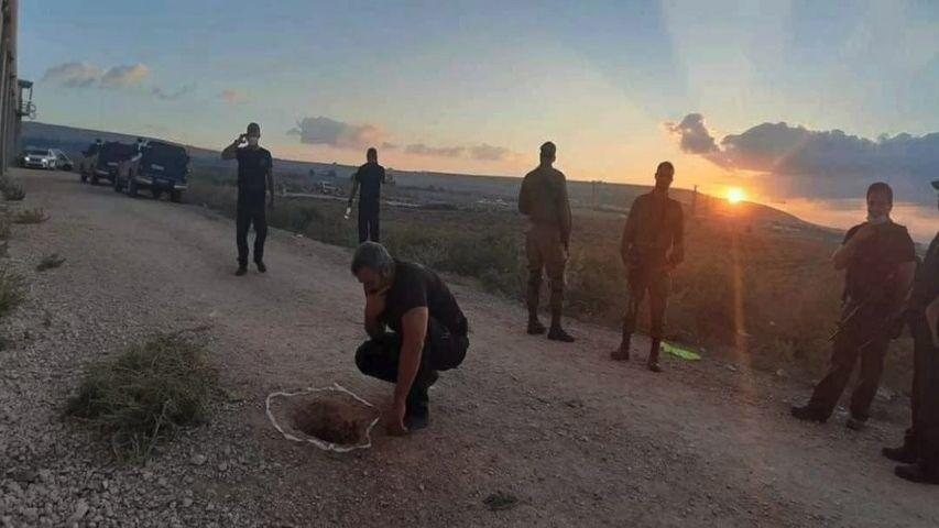 Video: Tudy uteklo zvězení šest Palestinců odsouzených nadoživotí