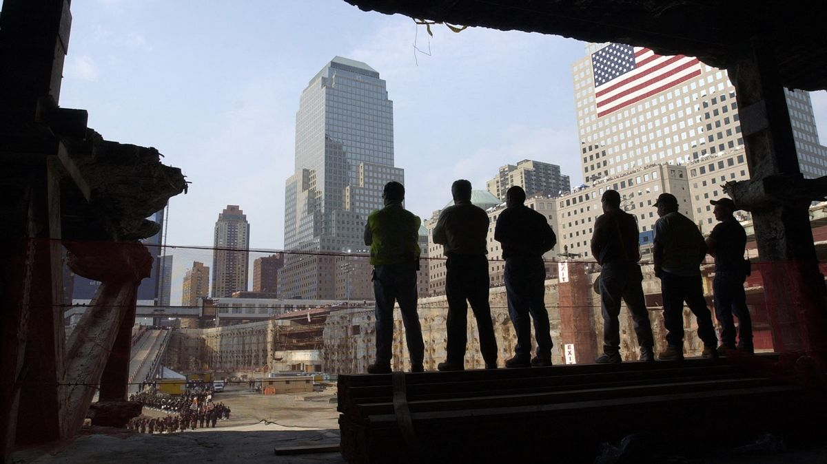 Komentář: Dvacet let od 11.září. Spojené státy nemají být moc na co pyšné