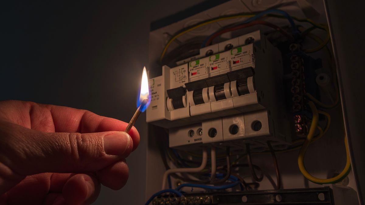 Evropě chybí elektřina iplyn. Je vydaná na milost rozmarům počasí