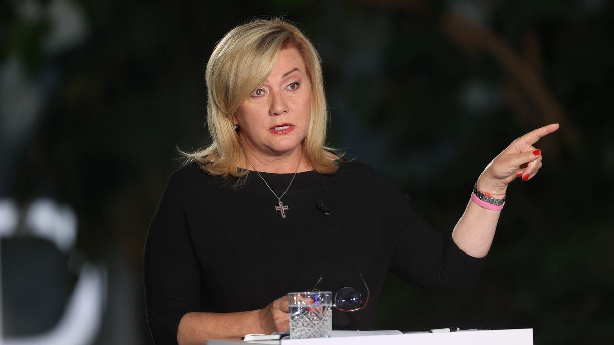Bývalý viceguvernér: Schillerová přiznala, že jsou státní finance vrozkladu
