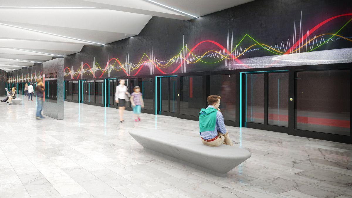 Praha odklepla zahájení stavby prvního úseku metra D, stát má 52miliard