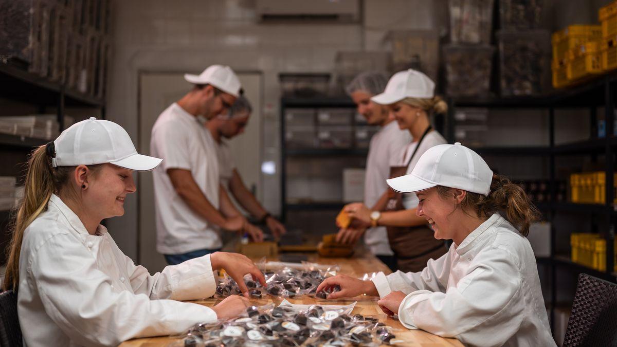 Koronavirus nastartoval čokoládovně byznys. Chystá zahraniční expanzi