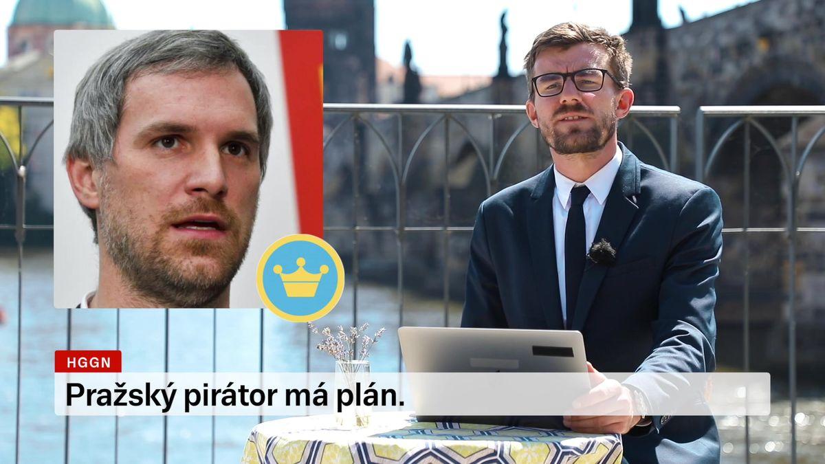 """Pražský """"pirátor"""" Hřib má plán, jak se zbavit autovraků ibez mimozemšťanů"""