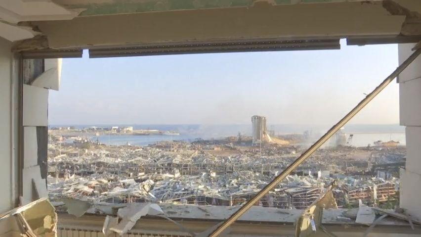 Libanon nad hladovou propastí. Zásoby pšenice vyletěly do vzduchu, země míří kbankrotu