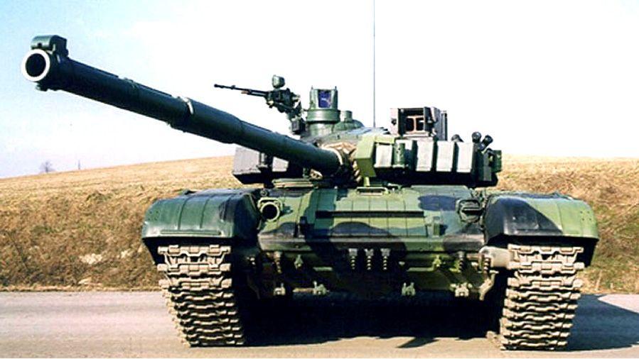 Ministerstvo obrany bude modernizovat tanky za jednu miliardu korun