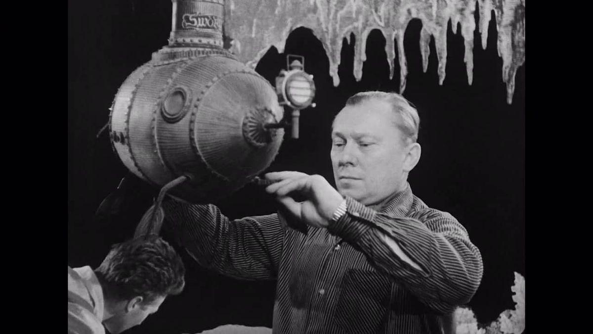 Pohled do dílny filmového kouzelníka: Tak čaroval Karel Zeman