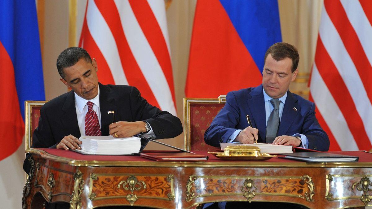 Kreml: Rusko a USA prodloužily odzbrojovací dohodu