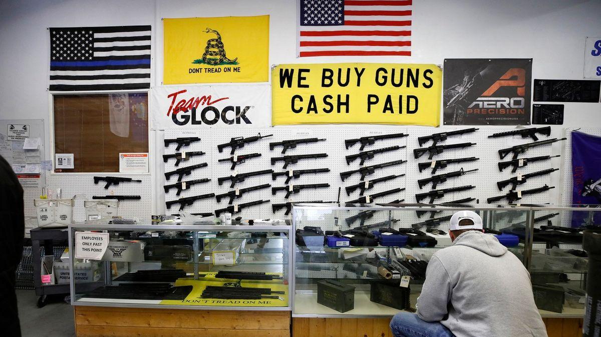 Obrazem: Americká nákupní horečka. Spustil ji útok na Kapitol